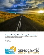 Beyond Utility 2.0 to Energy Democracy