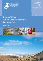 energy wales low carbon transition delivery plan